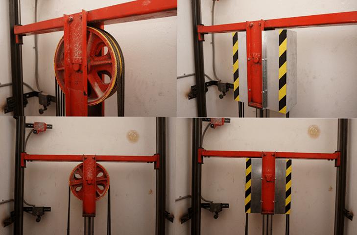 κοινόχρηστοι ανελκυστήρες